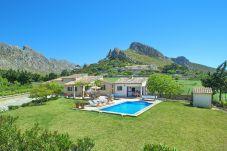 Villa in Port de Pollença - Beautiful Villa Moya with Private Pool...